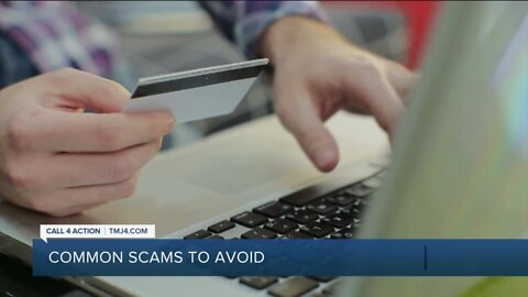 Top three scams to steer clear of