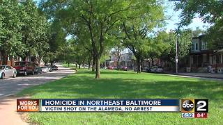 22-year-old man killed near Baltimore City College