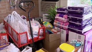 Donations needed at Emerge Center Against Domestic Violence - Video