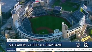 SD leaders vie for MLB All-Star Game