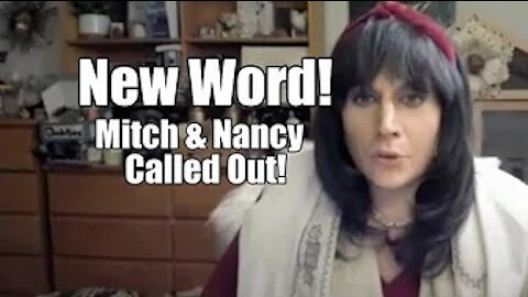 New Word! Mitch & Nancy Called Out. The Great Election Sting! Part 32. B2T Show Dec 28, 2020 (IS)