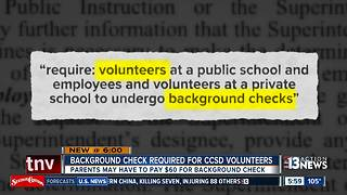 Background check now required for certain volunteers in Nevada - Video
