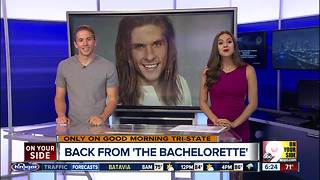 'Bachelorette' contestant Mike Renner talks about his experience - Video