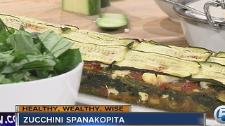 Zucchini Spanakopita recipe - Video
