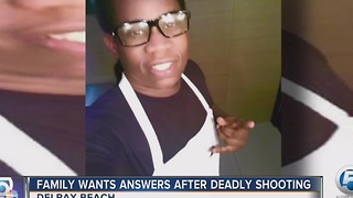 Family wants answers after deadly shooting - Video