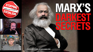 Karl Marx's Darkest Secrets Revealed