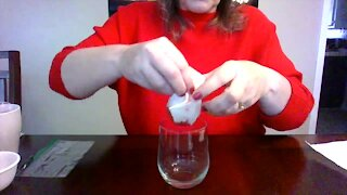 Science Sundays: Extracting DNA from a Strawberry