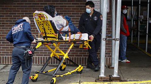 NYC First Responders Work To Address Unprecedented Number Of Calls