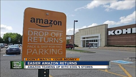Easier Amazon returns