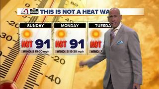Gary Lezak Monday Evening Forecast Update 6 12 17 - Video