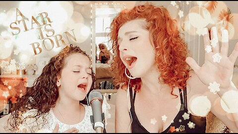 Mother And Daughter Sing A Cover Of 'Shallow' From A 'Star Is Born'