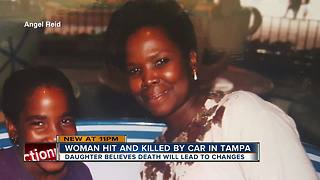 City making changes after 63-year-old Tampa woman killed while crossing street - Video