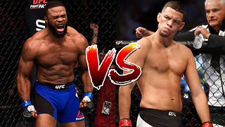 Holy SH*T! Tyron Woodley vs Nate Diaz at UFC 219!? - Video