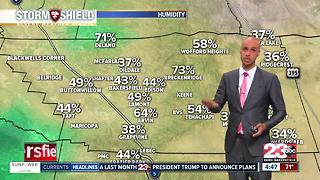 Excessive Heat Warning for Kern County!
