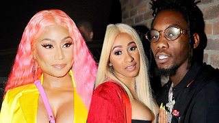 Nicki Minaj Admits She Only Dated Quavo To Piss Off Cardi B - Video