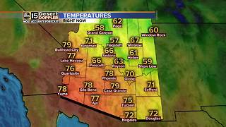Warm Valley weather continues into the weekend - Video