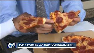 Relationship Advice: Look at pictures of puppies, pizza - Video