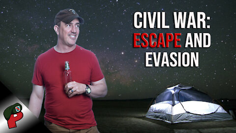 Civil War: Escape and Evasion | Live From The Lair