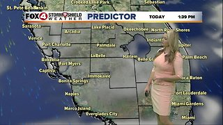 FORECAST: Sunny skies and cooler conditions