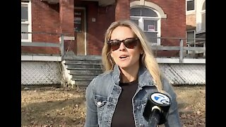 HGTV star Nicole Curtis scammed over Detroit property