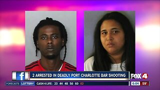 Bond set for two arrested in deadly Port Charlotte bar shooting