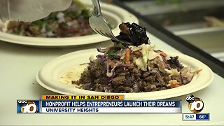 San Diego nonprofit helping entrepreneurs launch business dreams