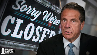 Empty Hospitals & Deliberate Destruction of Businesses by Cuomo