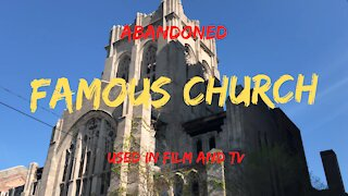 Abandoned Famous Church Used in Film and TV