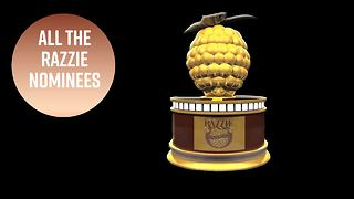 The 2018 Razzies: What you need to know - Video