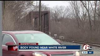 Body found near White River