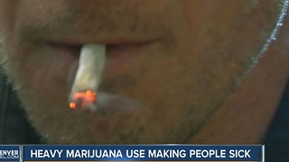 Bizarre marijuana illness increasing in Colorado - Video