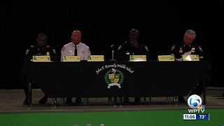 School safety meeting - Video