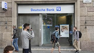 Deutsche bank will set up 50-billion euro bad bank