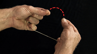 Magically Mend a Broken Rubber Band - Video