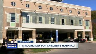 President of Kaleida Health talks move day! - Video
