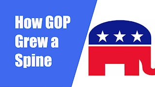 How GOP Grew a Spine