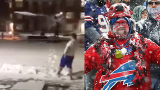 Watch: Buffalo Bulls Mafia Proves To Be MORE INSANE Than Bills Mafia! | March Madness - Video