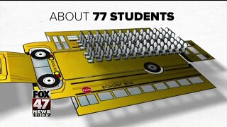 Are school buses safe? Concerns about COVID-19 spread