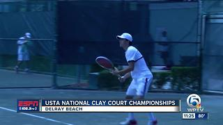 USTA National Clay Court Championships - Video