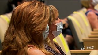 Cape Coral City council members vote against masks mandate
