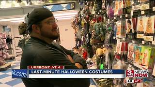 Last minute costume ideas - Video