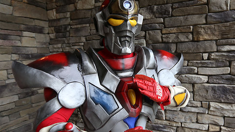 Tony Cioffi: Why this grandfather does cosplay
