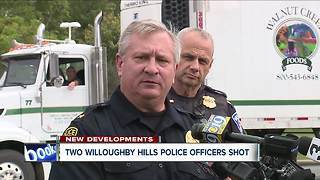Community support for injured officers - Video