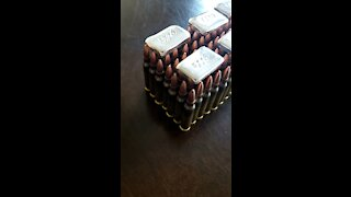 1776 Silver Bullion Bars & 5.56 Ammo