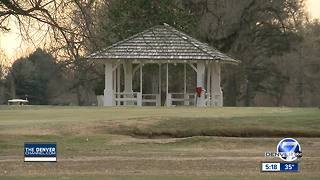 Golfers play their last rounds at Aurora's Fitzsimons Golf Course - Video