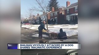 Detroit post office wants to prevent dog attacks on mail carriers