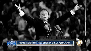Remembering Reverend Billy Graham - Video