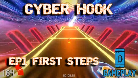 [GAMEPLAY] Cyber Hook: Fast paced 3D platformer