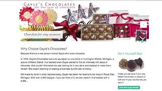 Gayle's Chocolates closing - Video