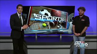 Zach  Clark joins KGUN9 with the latest on Sean Miller - Video